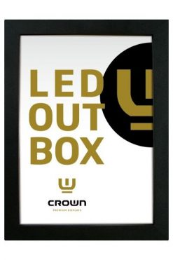 LED-Display CROWN LED Out Box dubbelsidig