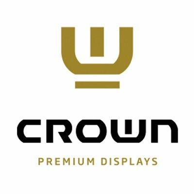 LED-Display CROWN LED Out Box dubbelsidig