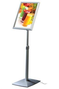 LED Meny / Infoställ