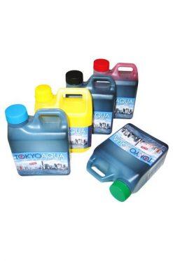 Tokyo Aqua Bläck vattenbaserat - 1 liter