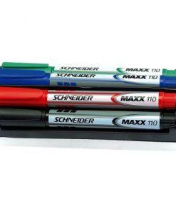 Whiteboardpennor 4st färger