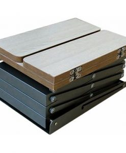 Flex Disk - Mobilt broschyrställ