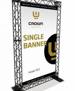 CROWN Truss Enkel Banner