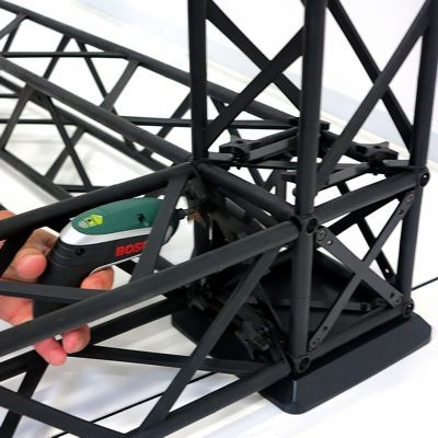 CROWN Truss U-form 3 x 3