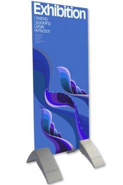 Panelhållare för reklam och affischer