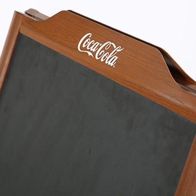 Blackboard Gatupratare i trä