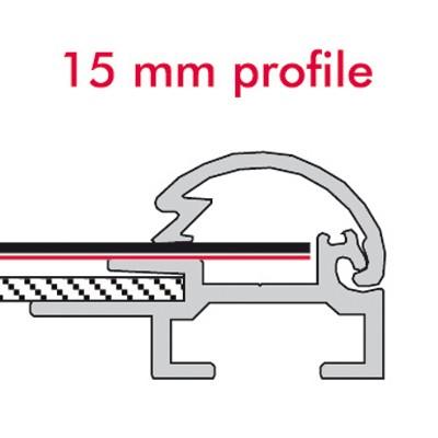 Snäppram 15mm
