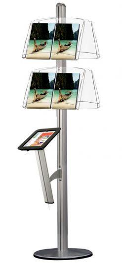 Multiställ - Hållare för iPad