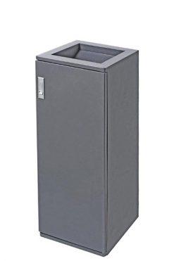 Avfallsbehållare fyrkant