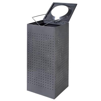 Avfallsbehållare Utomhus midi