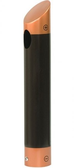Batterihållare för använda batterier - liten