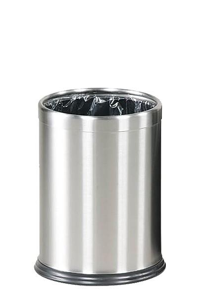 Avfallsbehållare Inomhus rostfri stål