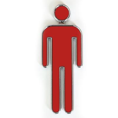 Dörrsymbol Man