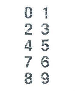 3D-nummerset i krom