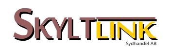 Skyltlink